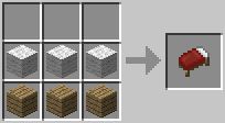 http://www.minecraft-crafting.net/app/src/Basic/craft/craft_bed.png