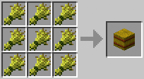 http://www.minecraft-crafting.net/app/src/Blocks/craft/craft_haybale.png