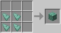 http://www.minecraft-crafting.net/app/src/Blocks/craft/craft_prismarine.png