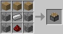 http://www.minecraft-crafting.net/app/src/Mechanism/craft/craft_piston.png