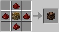 http://www.minecraft-crafting.net/app/src/Mechanism/craft/craft_redstonelamp.png